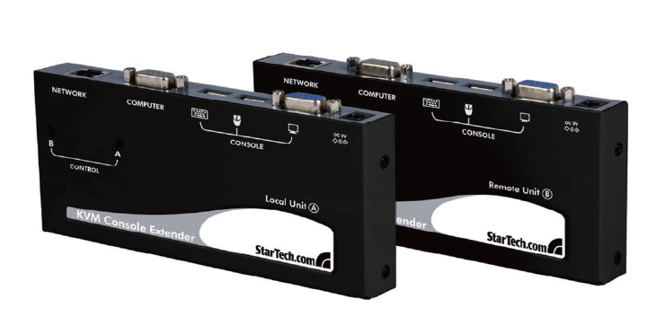 StarTech.com SV565UTPUGB VGA video splitter