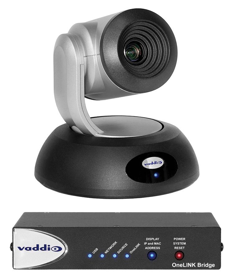 Vaddio RoboSHOT 12 HDBT OneLINK video conferencing system 2.38 MP Ethernet LAN