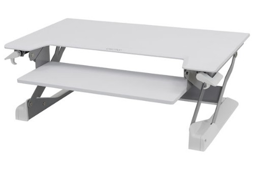 Ergotron WorkFit-TL computer desk White