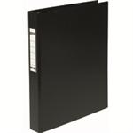 Elba 400001512 ring binder A4 Black