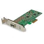 StarTech.com PCI Express 10/100 Mbps Ethernet Fiber SFP PCIe netwerkkaart adapter NIC