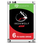 "Seagate IronWolf ST6000VN0033 internal hard drive 3.5"" 6000 GB Serial ATA III HDD"