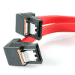 """StarTech.com 24"""" Latching SATA Cable M/M 2 Right Angle"""