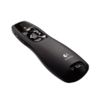Fujitsu Wireless Presenter R400 USB Black