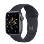 Apple Watch SE 40 mm OLED Grey GPS (satellite)