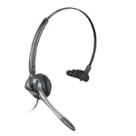 Plantronics CT14 Monaural Head-band Grey,Silver headset