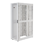 NetShelter SX 48U 600mm Wide x 1200mm Deep Enclosure with Sides White