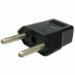 ASUS 0A200-00020900 Type C (Europlug) Black power plug adapter