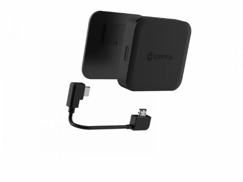 Griffin GFB-043-BLK smart card reader Black