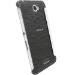 Krusell Boden Mobile phone cover Black,Transparent