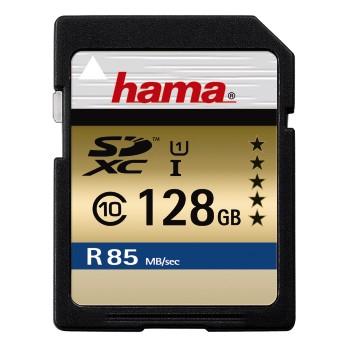 Hama 00114950 128GB SDXC UHS Class 10 memory card