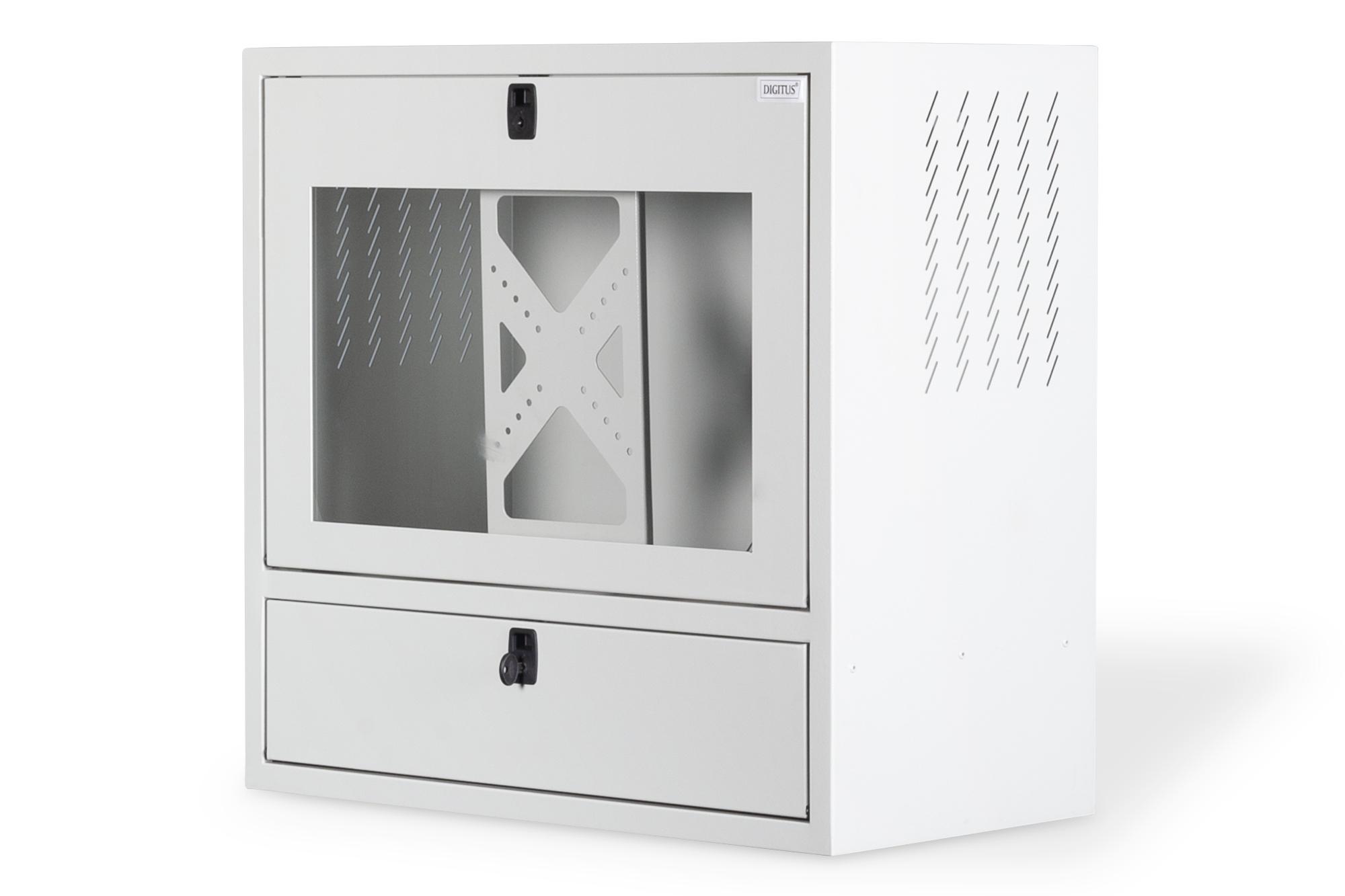 Digitus DN-39011 armario rack Bastidor para instalación en techo Gris