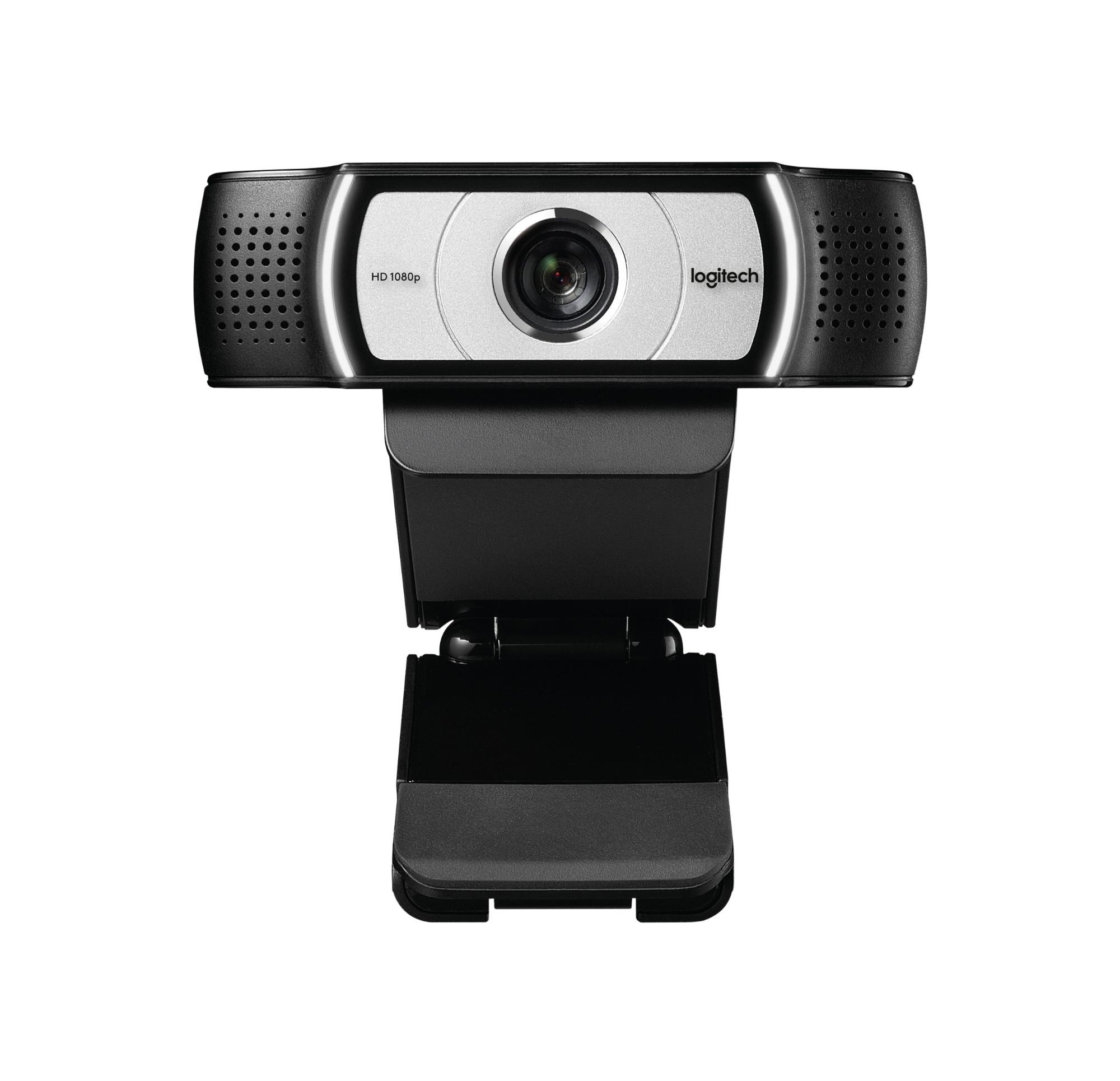 Logitech C930e 1280 x 720pixels USB Black webcam