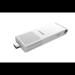 Zotac PI220 x5-Z8300 1.44GHz HDMI Silver,White