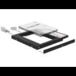 "DeLOCK 62669 5.25"" Bezel panel Black drive bay panel"