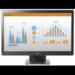 "HP ProDisplay P232 23"" Full HD TN Black computer monitor"