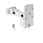LD Systems CURV 500 WMB W Wall Aluminium White speaker mount