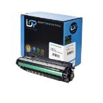 Click, Save & Print Remanufactured HP CE740A Black Toner Cartridge