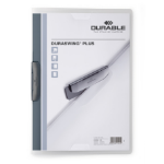 Durable Duraswing plus Polypropylene (PP) Transparent folder