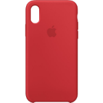 "Apple MRWC2ZM/A mobile phone case 14.7 cm (5.8"") Skin case Red"