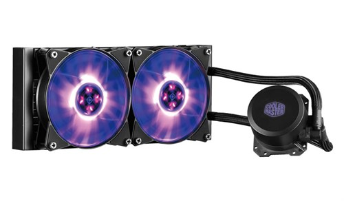Cooler Master MasterLiquid ML240L RGB liquid cooling Processor