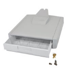 Ergotron 97-863 multimedia cart accessory Drawer Grey,White