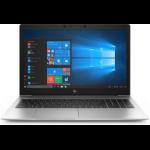 """HP EliteBook 850 G6 Notebook Silver 15.6"""" 1920 x 1080 pixels 8th gen Intel® Core™ i7 8 GB DDR4-SDRAM 256 GB SSD Wi-Fi 6 (802.11ax) Windows 10 Pro"""