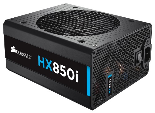 Corsair HX850i power supply unit 850 W ATX Black