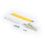Black Box FOT222-R3 fiber optic connector LC Male