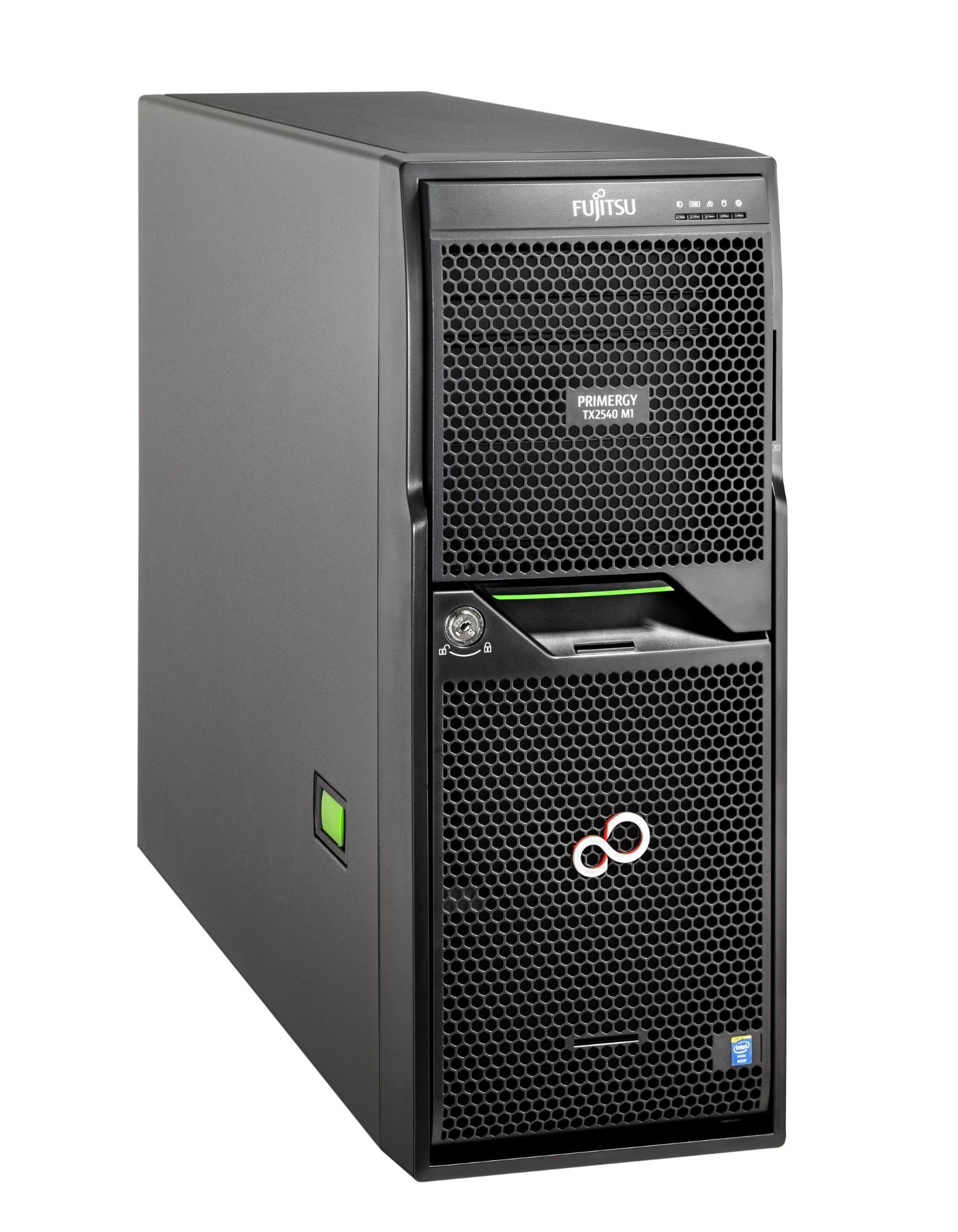 Fujitsu PRIMERGY TX2540 M1 2.2GHz E5-2420V2 450W Tower server
