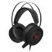 Mars Gaming MH318 auricular y casco Auriculares Diadema Negro