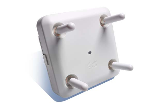 Cisco Aironet 3800p 5200 Mbit/s Power over Ethernet (PoE) Wit