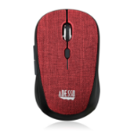 Adesso iMouse S80R mouse Ambidextrous RF Wireless Optical 1600 DPI