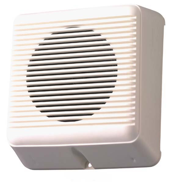 TOA BS-633A loudspeaker 6 W White