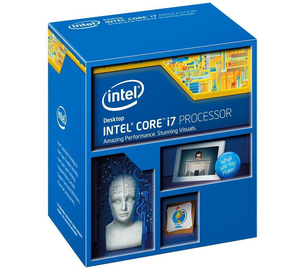 Intel Core i7-5820K processor 3.3 GHz Box 15 MB Smart Cache