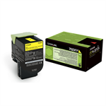 Lexmark 70C2XY0 (702XY) Toner yellow, 4K pages
