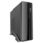 CiT S003B Micro-Tower 300W Black computer case