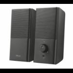 Trust Teros Speaker Set 12W Black loudspeaker