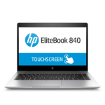 "HP EliteBook 840 G5 Silver Notebook 35.6 cm (14"") 1920 x 1080 pixels Touchscreen 8th gen Intel® Core™ i7 i7-8550U 8 GB DDR4-SDRAM 512 GB SSD 3G 4G"