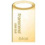 Transcend JetFlash 710 64GB 64GB USB 3.0 Gold USB flash drive