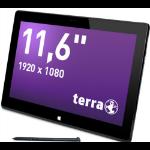 Wortmann AG TERRA PAD 1161 Pro 256GB 3G 4G Black tablet