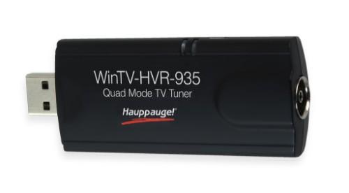 Hauppauge WinTV-HVR-935HD Analog,DVB-C,DVB-T,DVB-T2 USB