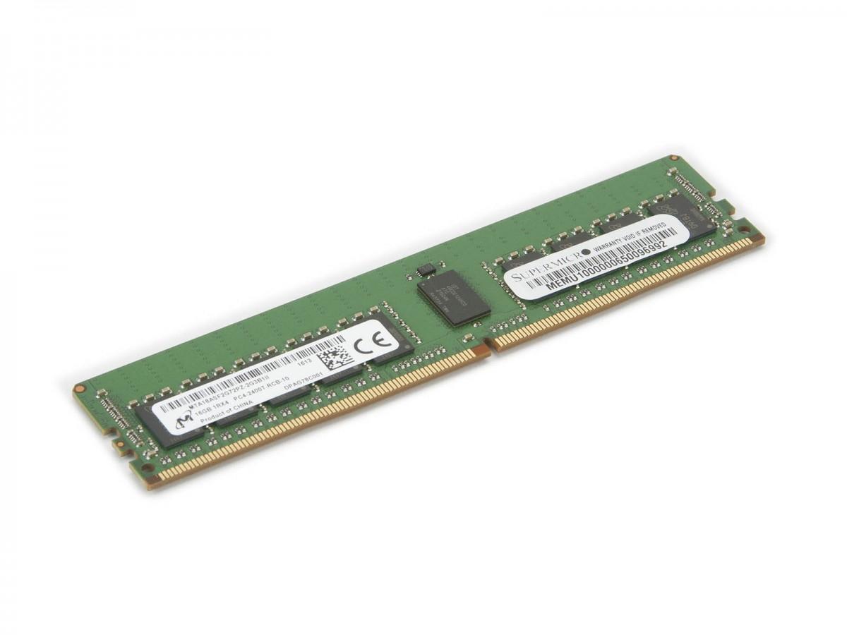 Supermicro MEM-DR416L-CL03-ER24 memory module 16 GB DDR4 2400 MHz ECC