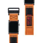 Urban Armor Gear 19149A114097 accesorio para relojes deportivos Naranja Correa de reloj