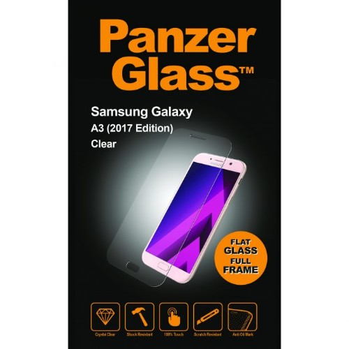PANZERGLASS 7102 screen protector Clear screen protector Galaxy A3 (2017) 1 pc(s)