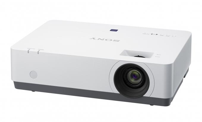 Sony VPL-EX455 data projector 3600 ANSI lumens 3LCD XGA (1024x768) Desktop projector Black,White