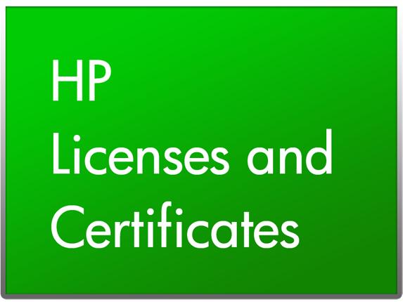 HP E-LTU de LANDesk ProSvcs Daily Expense