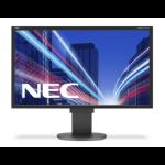 "NEC MultiSync EA224WMi 54.6 cm (21.5"") 1920 x 1080 pixels Full HD LED Black"