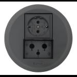 Extron Cable Cubby 100 Desk Black 1 pcs