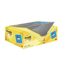 Post-It VALUE PACK POST IT NOTES 76X127MM P20